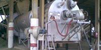 Fabricación de cámaras de combustión de biomasa
