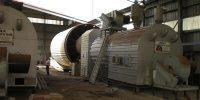 Fabricación de secaderos